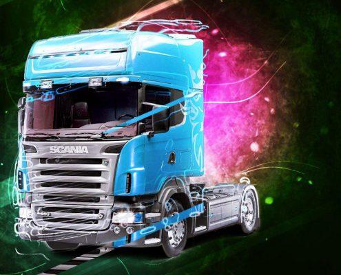 کامیون های 97
