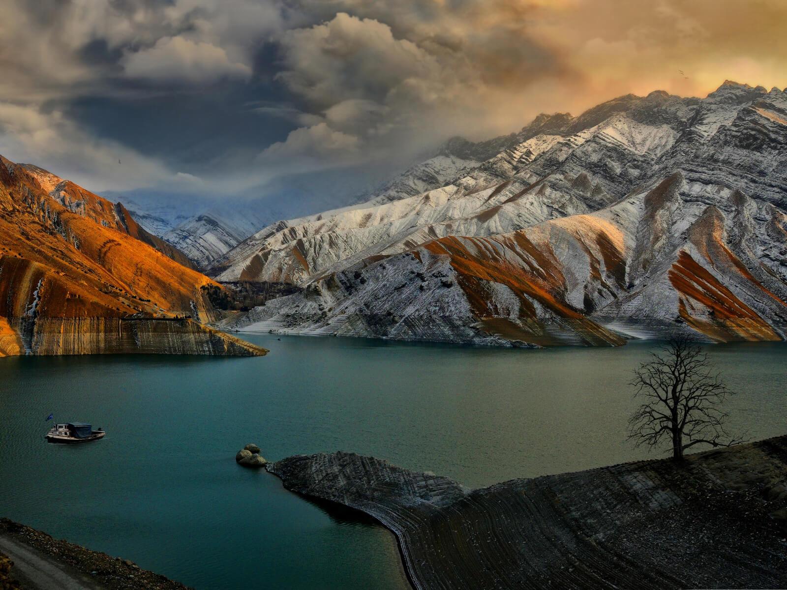 سد امیرکبیر
